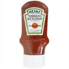 ハインツのトマトケチャップ