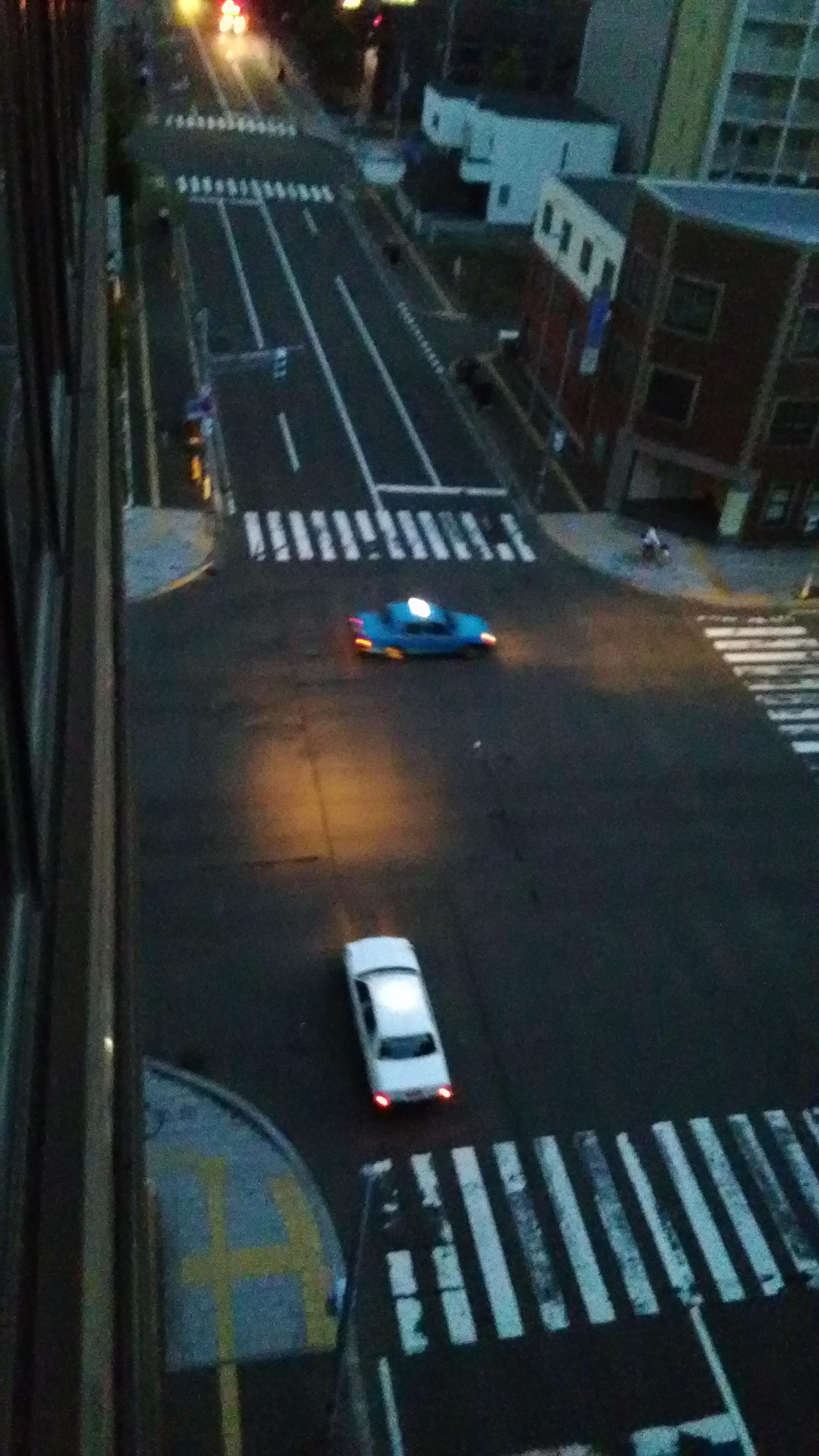 大通り西15丁目交差点