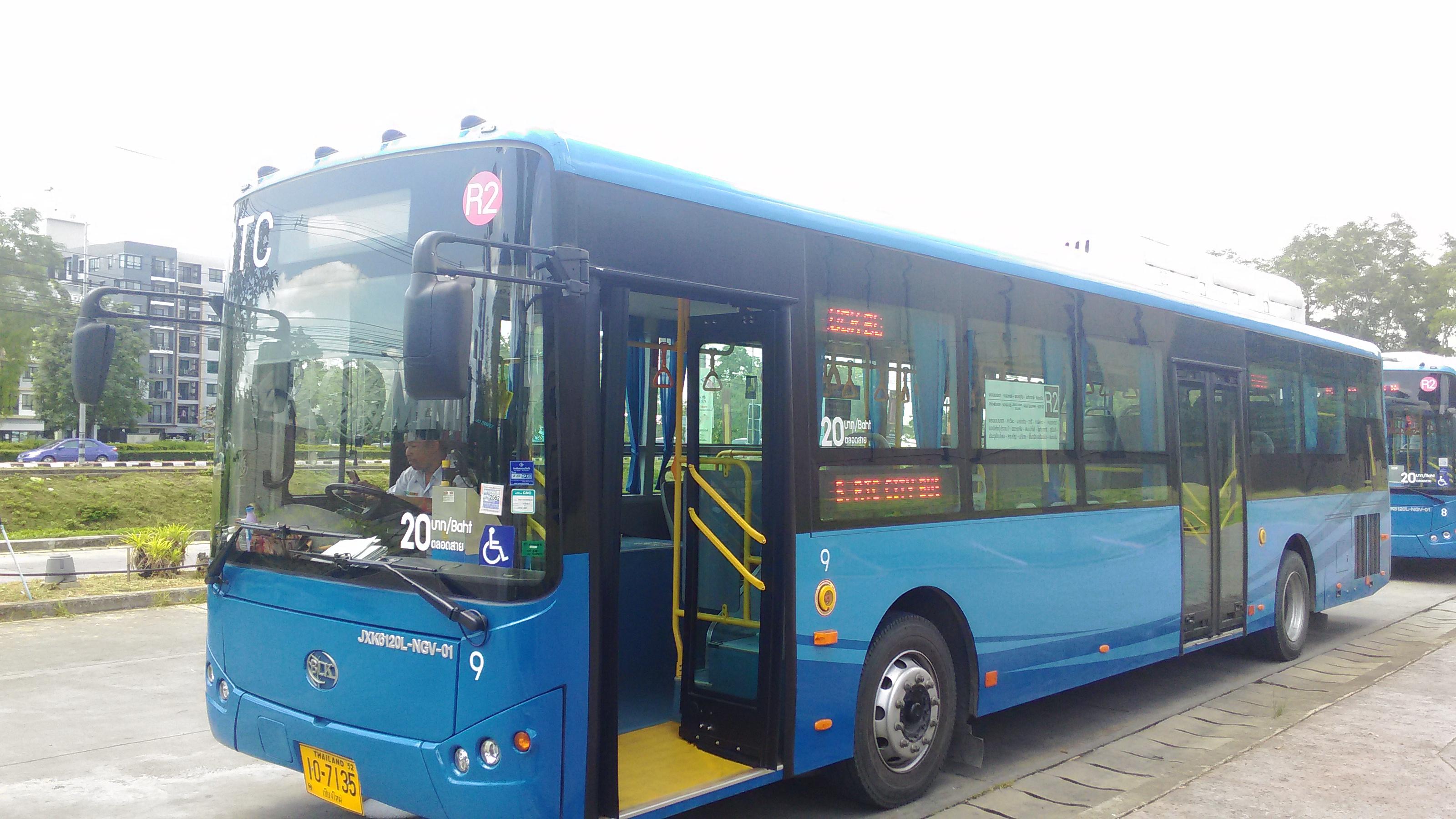 CITYバスの外見
