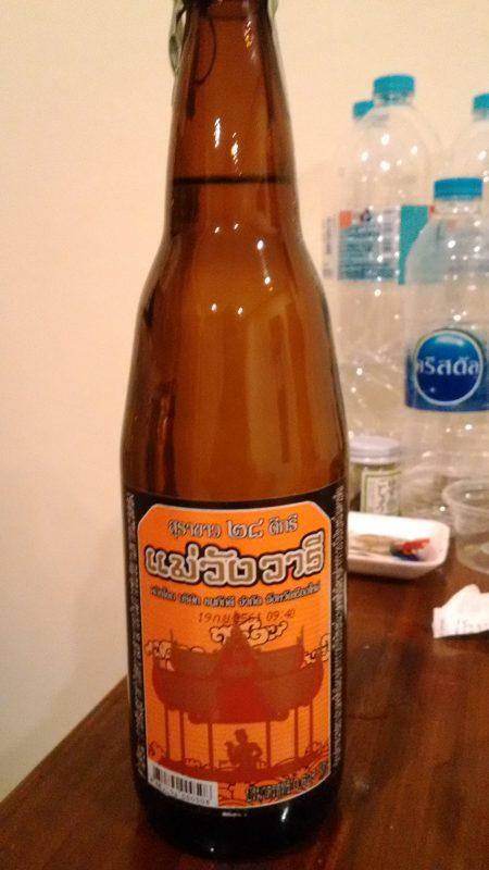チェンマイのローカルな安い酒