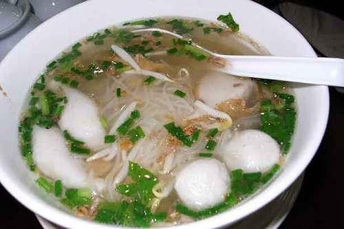 タイの麺クイッティアオ