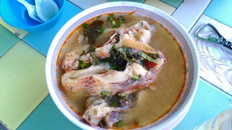 トムヤン魚