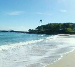 ドミニカ北海岸プエルト・プラタのきれいな海と日本人の扱われかたにショックを受けた