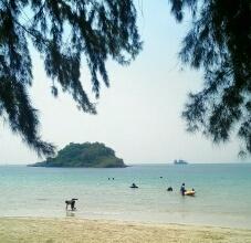 タイのナングラムビーチkabutotai.net