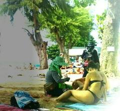 パタヤでちょっと泳ぐならパタヤビーチよりジョムティエンビーチ
