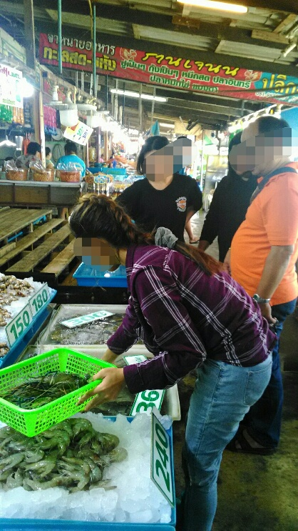 サッタヒーブの生鮮市場【カブとタイ】kabutotai.net