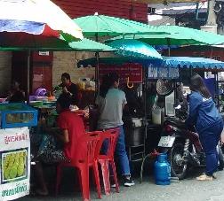 タイでいい食堂や美味しい屋台を簡単に見分ける方法