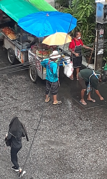 雨のパタヤ:kabutotai.net