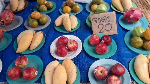 タイの豊富な果物:kabutotai.net