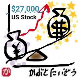 米国株高騰と悪い円安:kabutotai.net