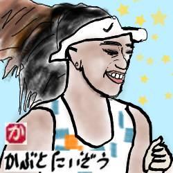 テニスプレーヤーの大坂なおみという人
