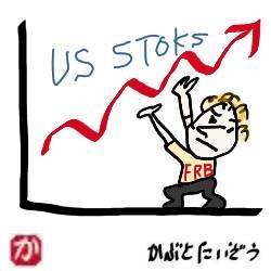 米国株上昇:kabutotai.net