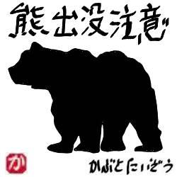 札幌市北区の市街地に熊(ヒグマ)が出た!