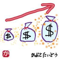 【米国株の配当再投資】お金がお金を生み、さらにどんどん増える実感