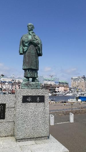 釧路の啄木:kabutotai.net