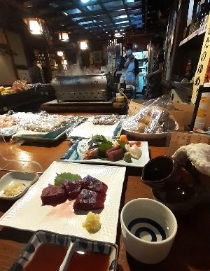 釧路の炉端焼き:kabutotai.net