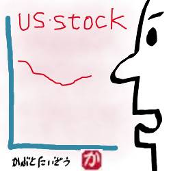 【米国株】中国恒大集団破綻懸念でも米国株はそれほど下がらず